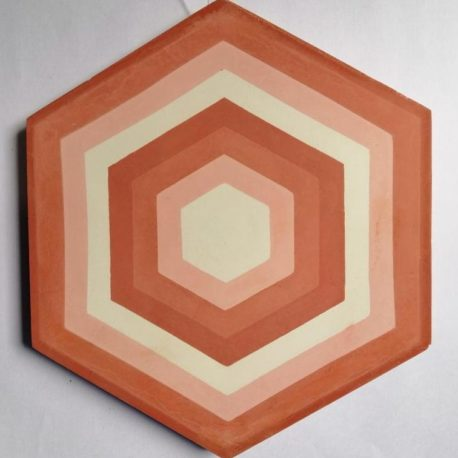 Ilot-Colombo-Cement-Tile-Hexagonal-Floor-Chicago-Pink-Sri-Lanka