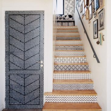 5 Creative ways to use Cement Tiles