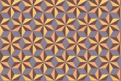 Ilot-Colombo-Cement-Tiles-Hexagonal-Sri-Lanka-Floor-Hamburg-Purple-Brown-Orange