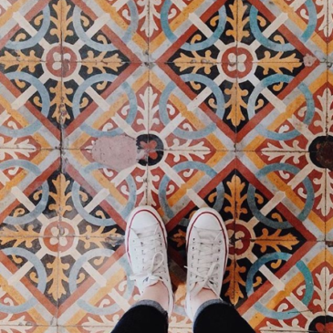 The beauty and value of Vintage Cement Tiles