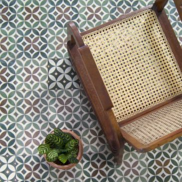 New Cement Tile Pattern! Hanthana
